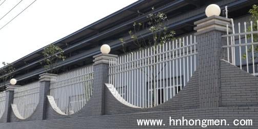 湖南红宇耐磨材料有限公司 D型标准栅栏