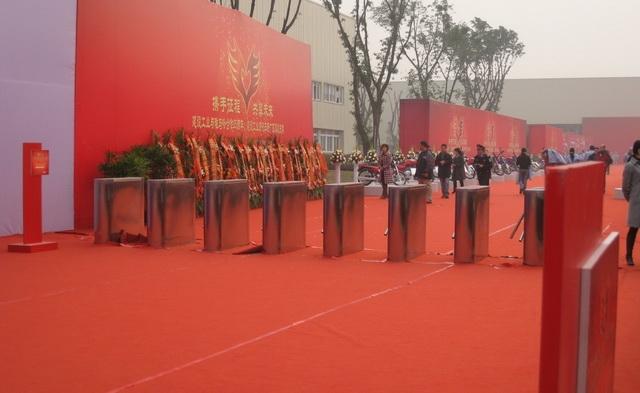 重庆建设三棍闸工程